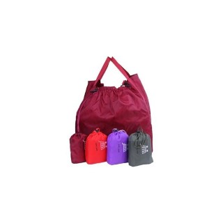 GK1644  Foldable Shopping Cart Bag With Plastic Hook