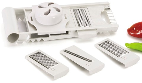 GK1939  5-In-1 Kitchen Grater