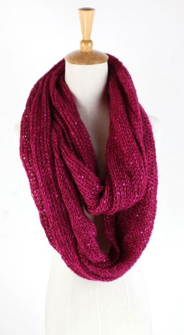 GK1952  Knitted Scarf