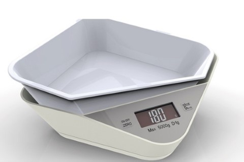 GK2091  Electronic Kitchen Scale