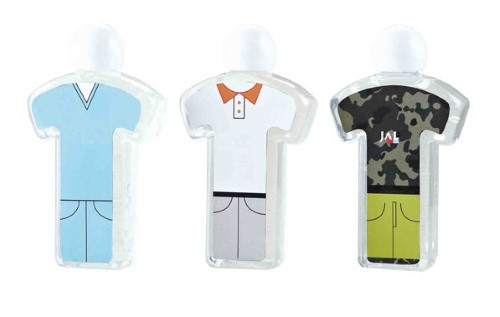 GK2544  T-Shirt Shape Hand Sanitizer Gel